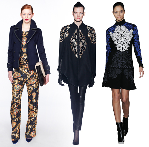 Women S Fashion Fall Trends How To Wear Baroque Styles