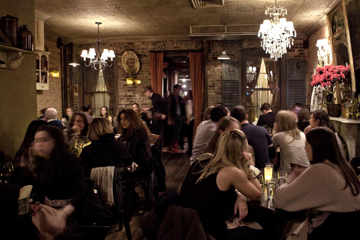 Kosher Italian Restaurant Nyc West Side