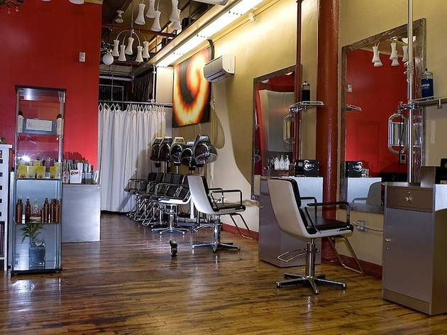 Best salons for African-American hair