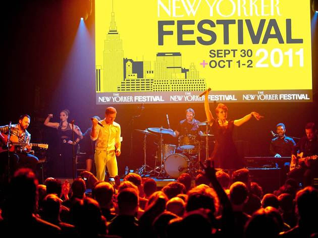 Arts & Culture: The New Yorker Festival