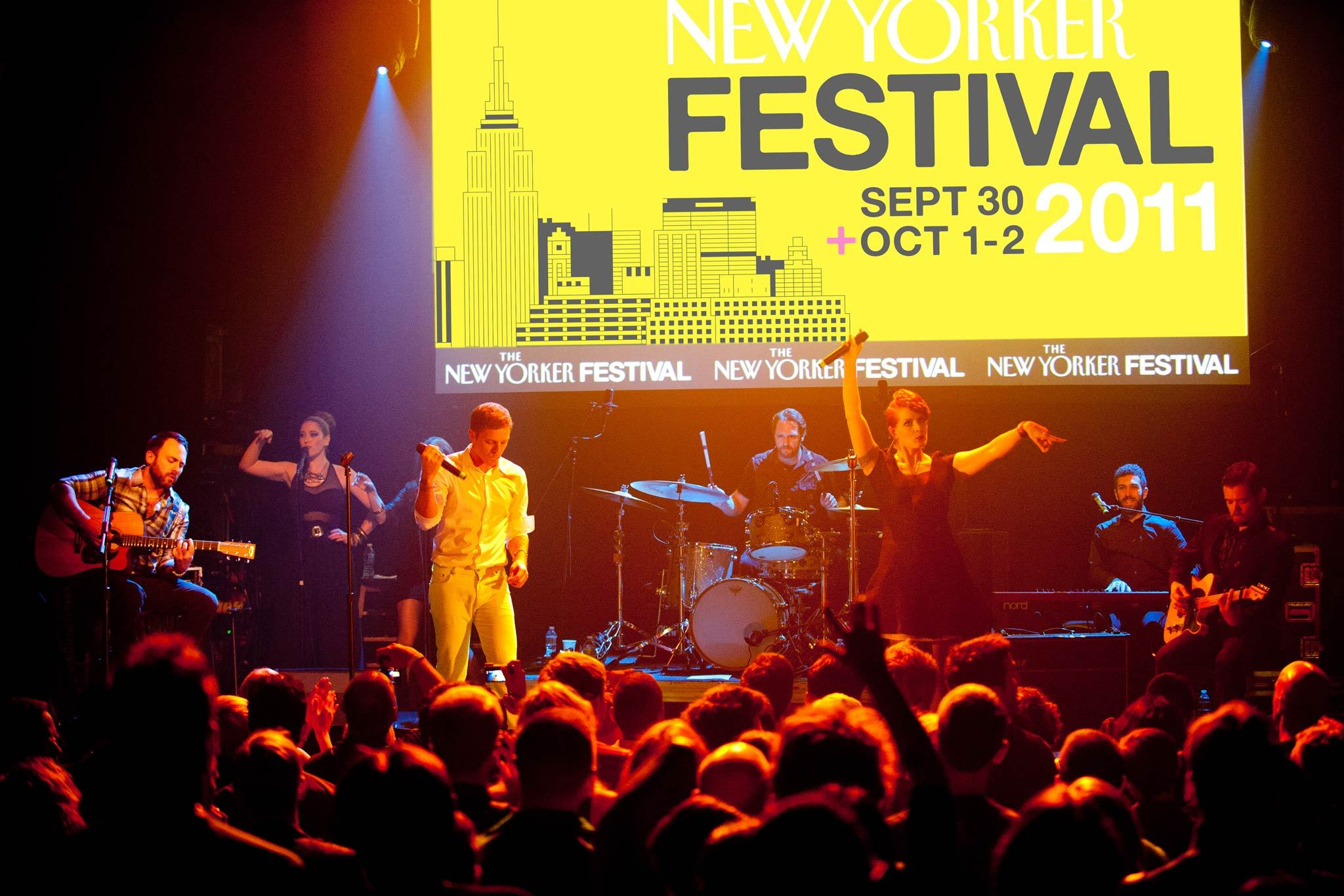 Snag tickets to the New Yorker festival