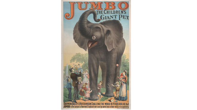 Learn how the circus changed New York City