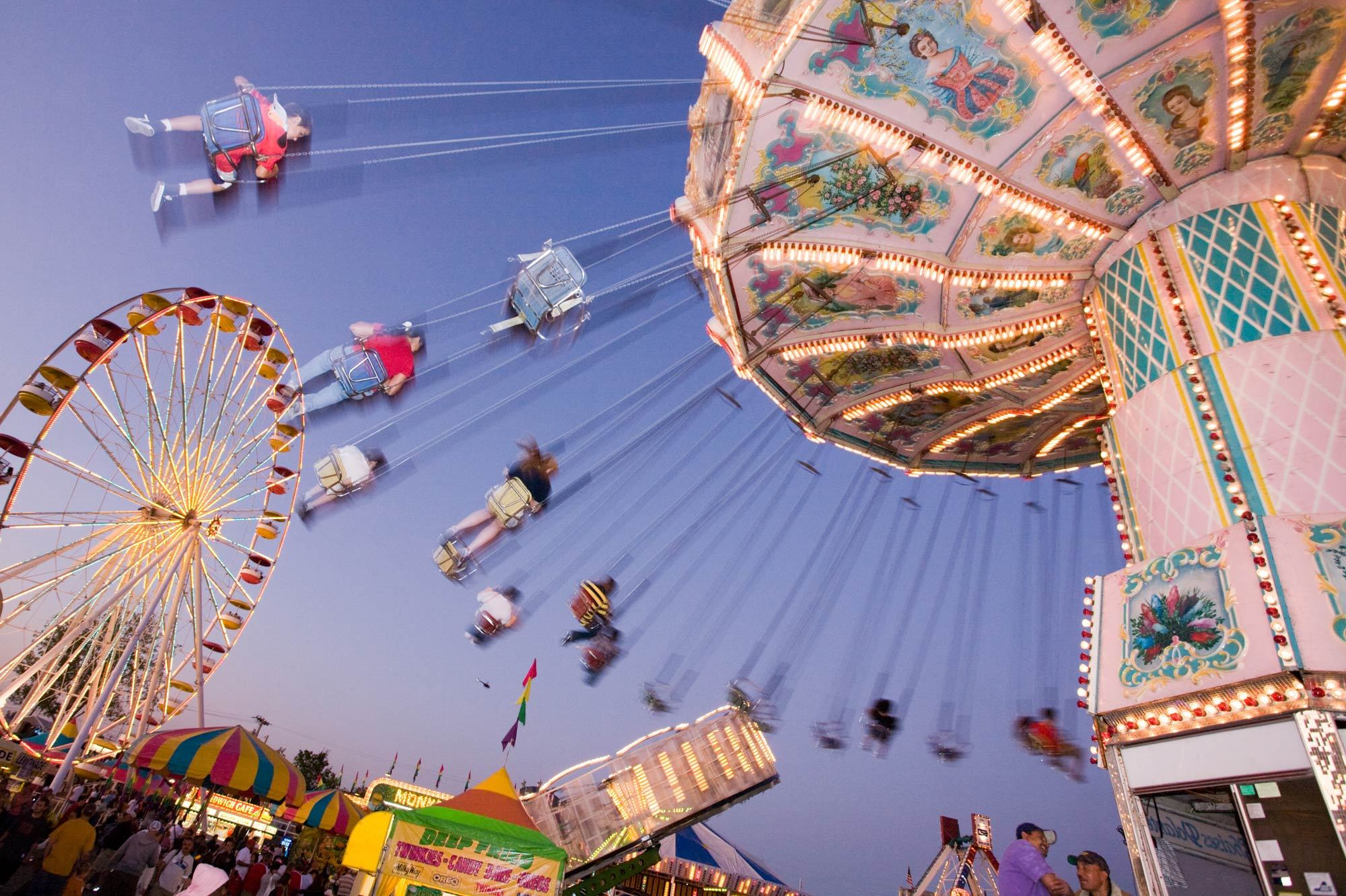 Spend a day (or three) at the New York State Fair
