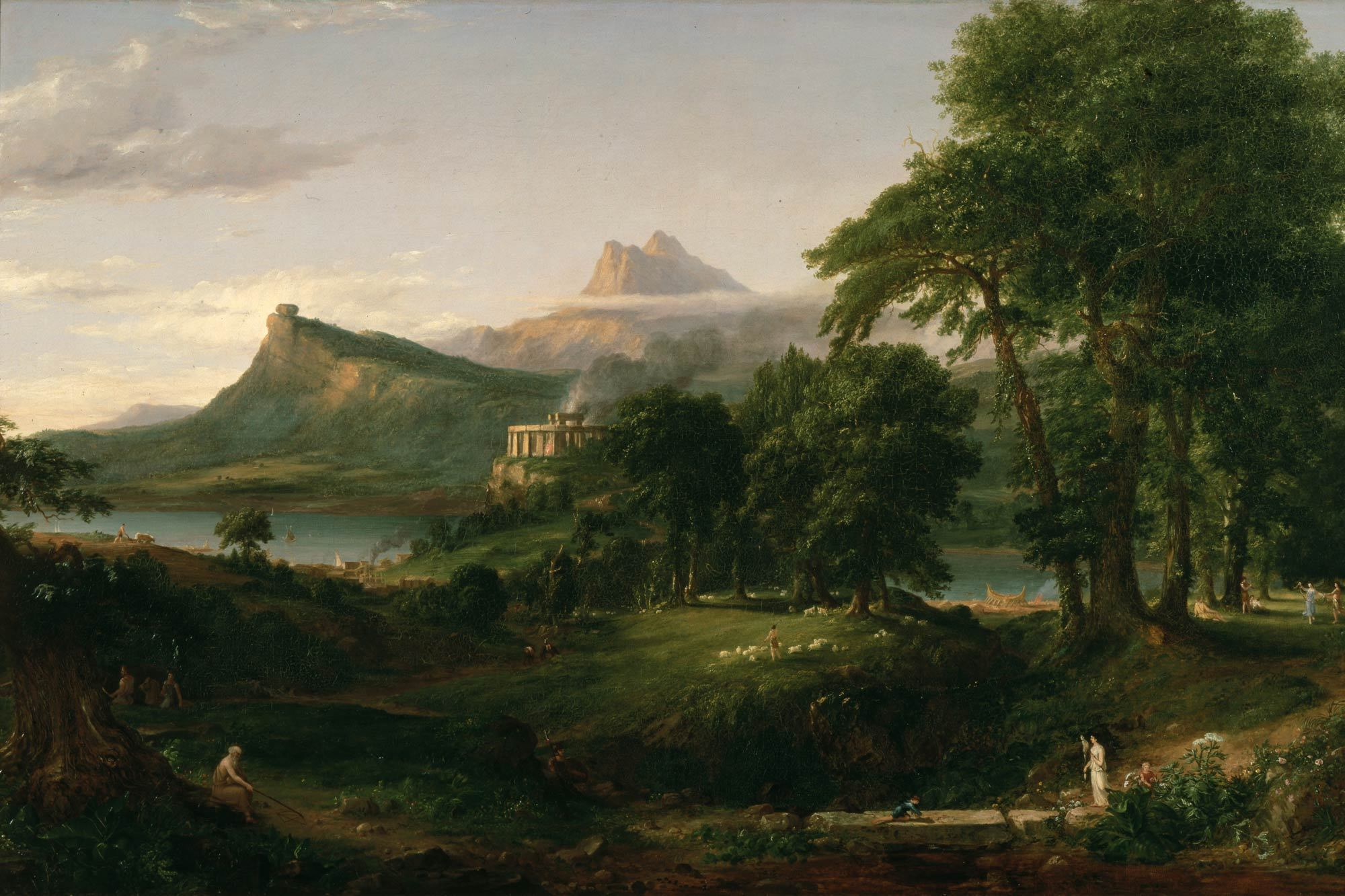 "See gorgeous masterpieces in ""Nature and the American Vision: The Hudson River School"""