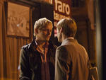 Thure Lindhardt, left, and Zachary Booth in Keep the Lights On