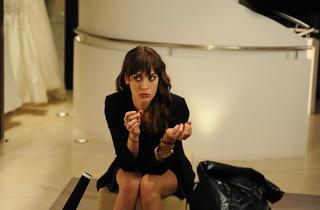 Lizzy Caplan in Bachelorette