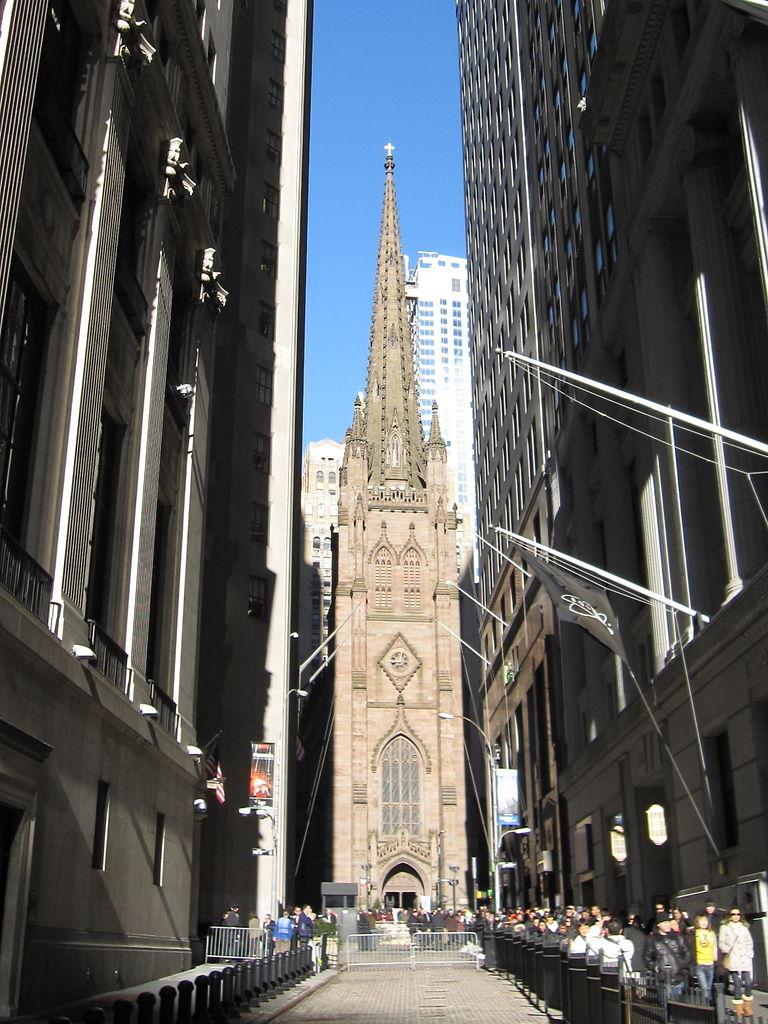 Trinity Church Wall Street