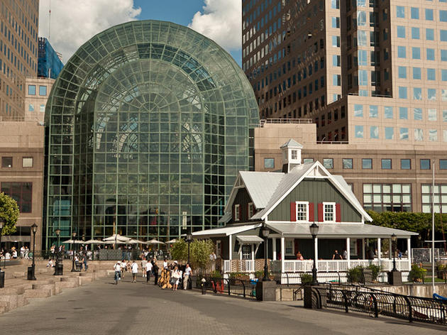 Brookfield Place Winter Garden Things To Do In Battery Park City New York