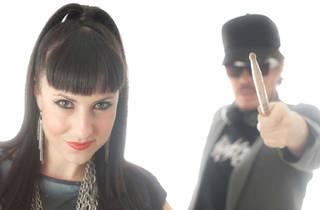 Maria Daniela y su Sonido Lasser en Cabaretito Fusión