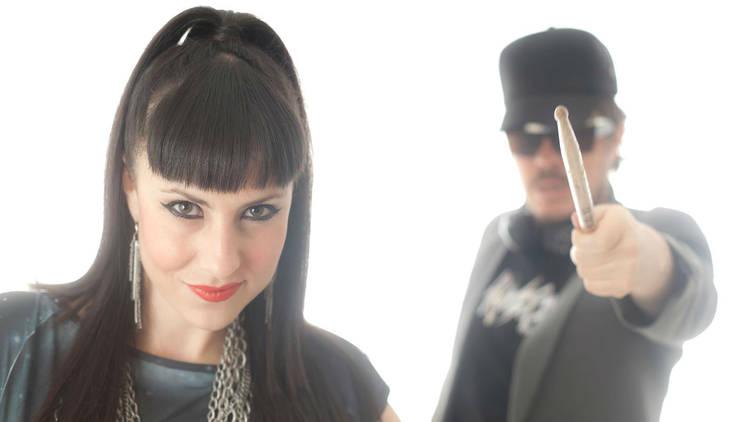 María Daniela y su Sonido Lasser