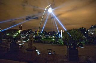 Pré-visite Nuit Blanche 2009