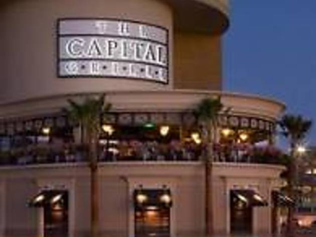 The Capital Grille - Beverly Center (CLOSED)