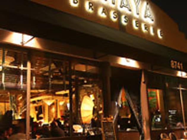 Chaya Brasserie Beverly Hills (CLOSED)