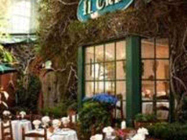 Il Cielo Gardens Restaurant & Bar