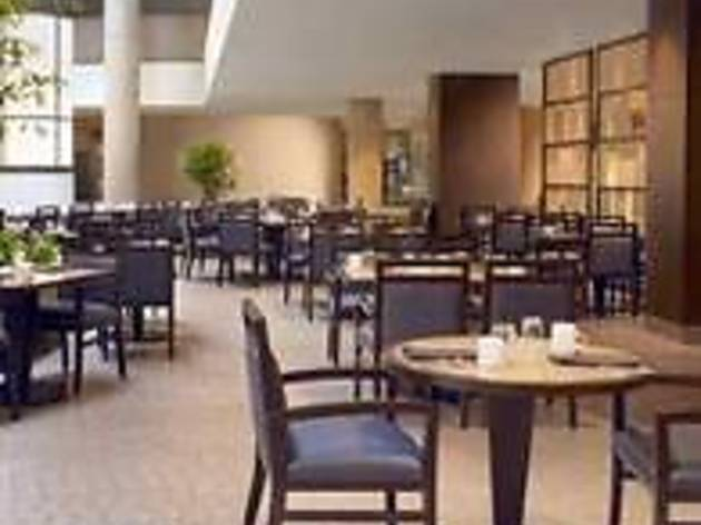 Lakeview Bistro at The Westin Bonaventure Hotel