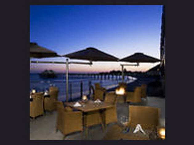 Carbon Beach Club Restaurant (The Dining Room) @ Malibu Beach Inn