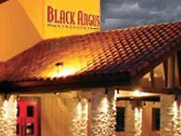 Black Angus Steakhouse - Fountain Valley