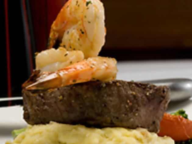 JW's Steakhouse - Marriott - Anaheim (CLOSED)