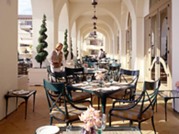 Motif Restaurant at the St. Regis Resort Monarch Beach (CLOSED)
