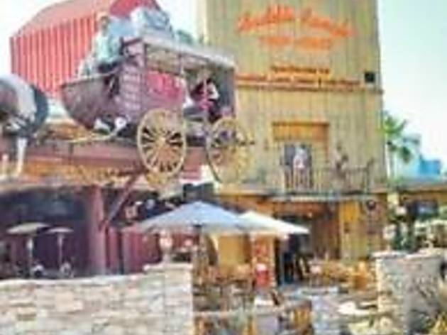 Saddle Ranch Chop House - Universal