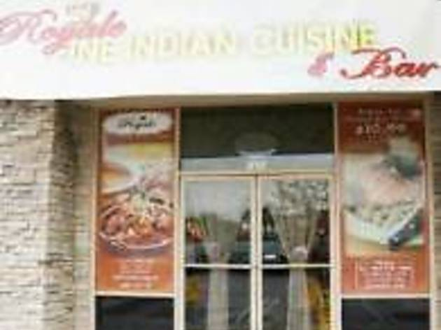 Royale Fine Indian Cuisine & Bar (CLOSED)