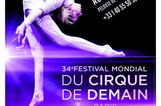34e Festival mondial du Cirque de Demain