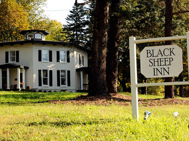 5 Hours away: Fall into the Finger Lakes at the Black Sheep Inn