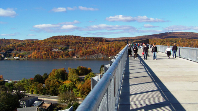 1.5–2 Hours away: Walkway Over the Hudson
