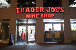 Trader Joe's Wine Shop