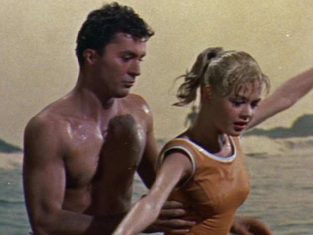 L.A. movies: Gidget (1959)