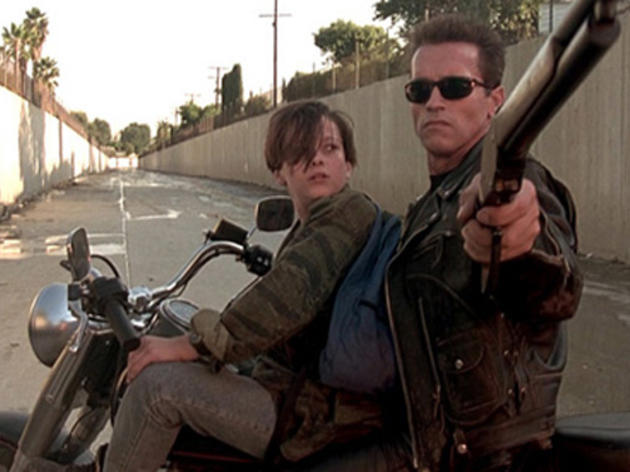L.A. movies: Terminator 2: Judgment Day (1991)
