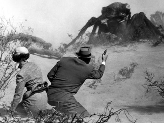 L.A. movies: Them! (1954)