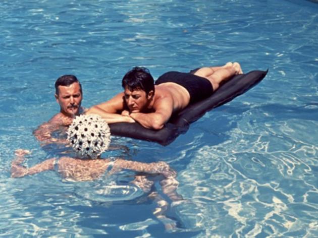 L.A. movies: The Graduate (1967)