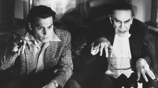 L.A. movies: Ed Wood (1994)