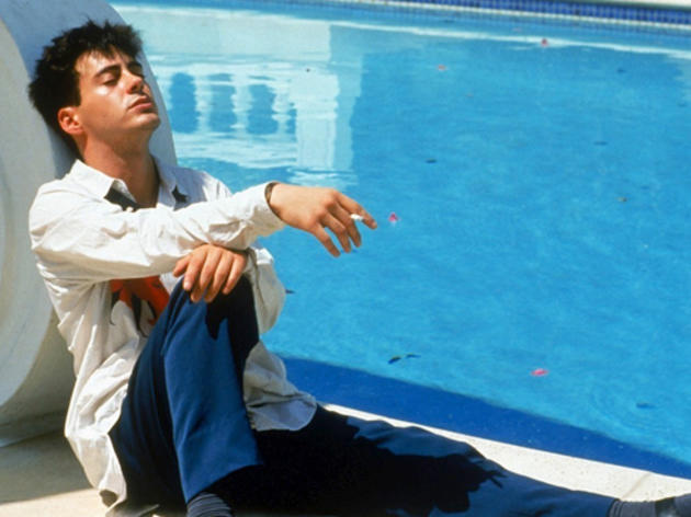 L.A. movies: Less than Zero (1987)