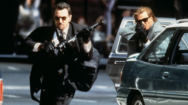 L.A. movies: Heat (1995)
