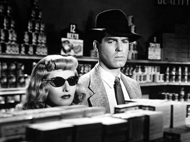 L.A. movies: Double Indemnity (1944)