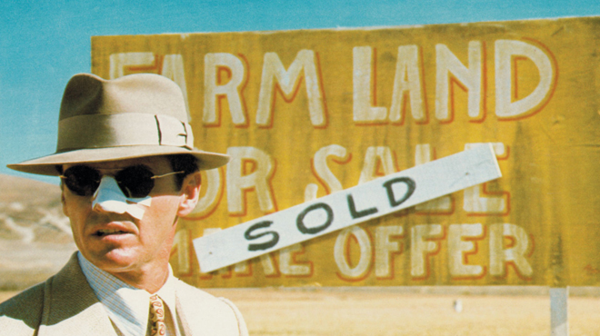 L.A. movies: Chinatown (1974)