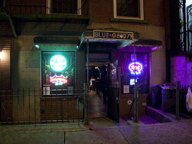 Blue & Gold Tavern