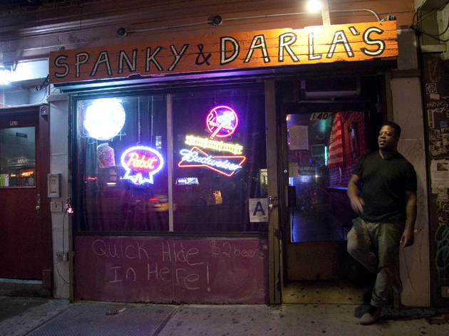 Spanky & Darla's (CLOSED)