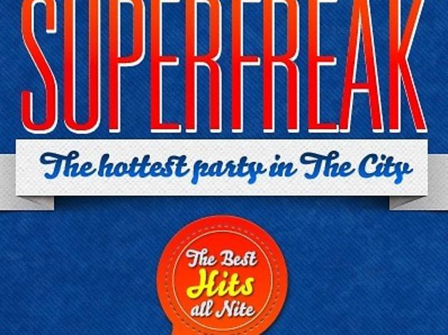 Infunkwetrust présente Superfreak