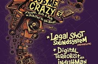 Legal Shot Sound System + Digital Terrorist