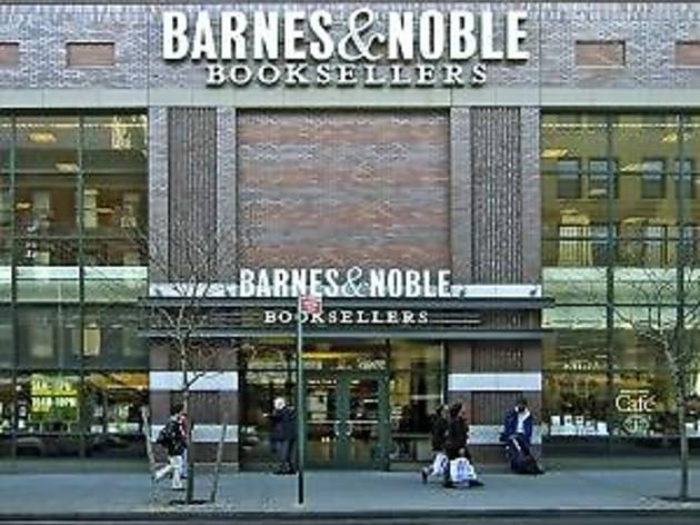 Barnes & Noble Court Street