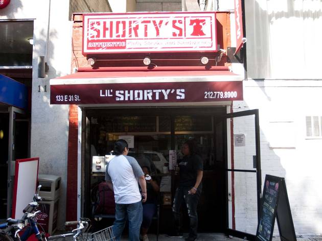 Lil' Shorty's (CLOSED)