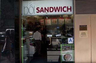 Boi Sandwich Shop