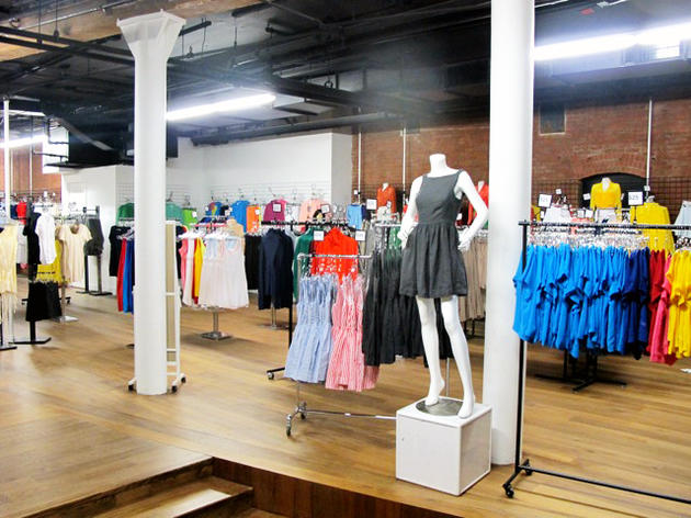 American Apparel Factory Outlet
