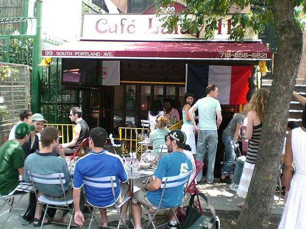Café Lafayette (CLOSED)