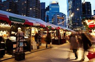 Columbus Circle Holiday Market (CLOSED)