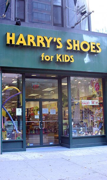 Harry's Shoes for Kids