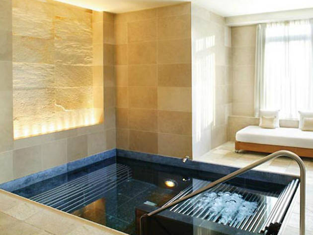 The Spa at the Mandarin Oriental, New York: Nature's Radiant facial